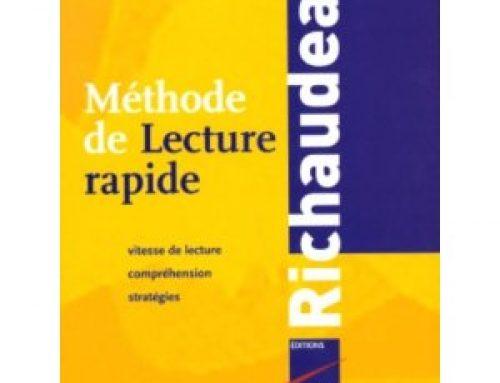 Méthode de lecture rapide